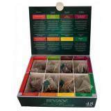 Чай Svay Herbal Variety (48 пирамидок)